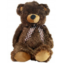 wholesale Dolls &Plush: Bear with bow total length about 95 cm