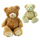 wholesale Dolls &Plush: Bear 2x assorted - approx 50/70 cm