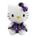 Ty Beanie Babies hello kitty with hello kitty skir