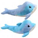 Dolphin glinsterende 2 keer geassorteerd ca 70 cm