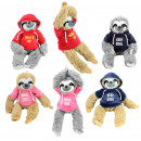 Sloth RELAXY 6- times assorted about 50 cm