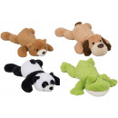 wholesale Dolls &Plush: SUNKID stuffed animals 4 times assorted about 100