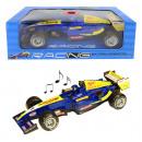 Rennwagen blau mit Sound ca 26cm