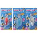 Bottiglia di meduse, 3 colori assortito 15.5 sulla