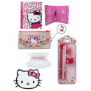 Hello Kitty set writing set folder notepad case