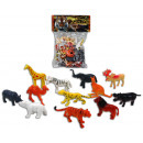 wholesale Toys: Zootiere 12x  assorted - approx 45-60mm