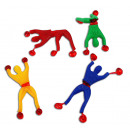 Window climbers 4 assorted - approx 8cm