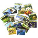 Großhandel Puzzle: Puzzle 18-fach sortiert - 12x8,5cm