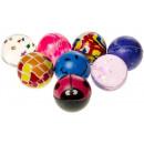 Flummi Dopsball ordinato più volte - circa 32 mm