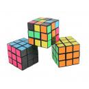 Großhandel Holzspielzeug: Puzzle Würfel ca 3 x 3 x 3 cm