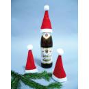 wholesale Toys: Mini Santa Claus hat, about 10-14 cm