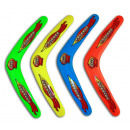 wholesale Outdoor Toys: Boomerang assorted  - 4 color assorted ca 30 cm