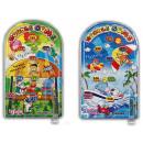 wholesale Toys: Pinball 2-fold  assorted - ca 13X7,5CM