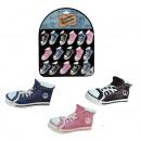 DEKO Magnets - Sneaker Design 3 times assorted - c