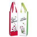 NIC - torba prezent - butelka kształt 2-f rodzaj -