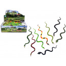 wholesale Toys: Snake rubber times  assorted 8 times assorted - ca