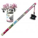 Großhandel Geschenkartikel & Papeterie: ME TO YOU BON  VOYAGE Bleistift mit Anhänger - ca 1