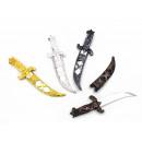 Dagger Arabian  Dagger 4 colors assorted ca 23 cm