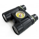 Binoculars with patience game in the bag assorted