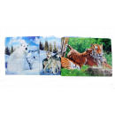 Puzzle animal assorted in the bag - ca 28 x 21