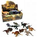 Dinosaur 12 assorted ca 15 - 17 cm