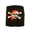 wholesale Sports Clothing:Pirate Wristband 7 cm