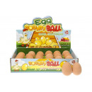 ingrosso Giocattoli: Uovo Hüpfei Flummi uovo - 5x3,5cm ca