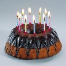 groothandel Kaarsen & standaards: Kaarsen - Kaarsen met houder 10 magic