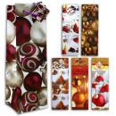 Torby świąteczne - duże torby na butelki - około 3