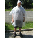 wholesale Coats & Jackets: Rain poncho emergency poncho universal size