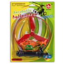 wholesale Toys: Helicopter with  detonator on card ca 15x20,5c