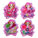 Girls Hair  Accessories card 4 assorted card ca