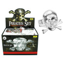 Pirate ring silver
