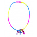 wholesale Baby Toys: Silicone chain with three pacifier trailers