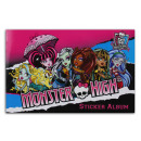 Monster High -Sticker Sammelalbum - ca ...