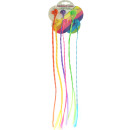 wholesale Drugstore & Beauty: Hair strands colorful 6 pieces - about 30cm