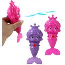 Großhandel Outdoor-Spielzeug: Meerjungfrau Wasserspritze ca 17,5 cm