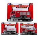 wholesale Toys: Firetruck ca 16 cm Map ca 22x16cm