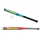 Baseball bat ca 71 cm with 6 cm ball