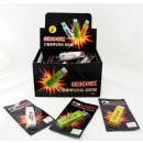 Shock chewing gum 3-ca 10,5 cm