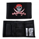 Wallet Pirate Design ca 13x8,5cm