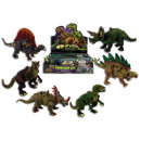 wholesale Blocks & Construction: Dinosaur 6-fold assorted - ca 9-10cm