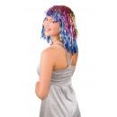 Wig Metallic Multi Color