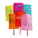 groothandel Windlichten & lantaarns: China Lantern  lantaarn - D: ca 16 cm - 6 kleuren s