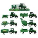 Traktor mit Anhänger ca 16 cm