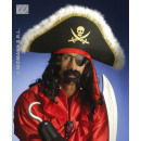 wholesale Toys: Bart - pirate with  beads - Black - Map ca 1