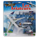 wholesale Toys: Flugzeugset Map ca 28,5x31cm