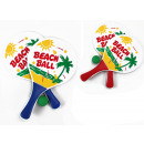 Beach Ball Game 2- times assorted - about 33x19cm