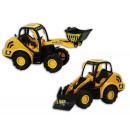 wholesale Models & Vehicles: Construction  Vehicle 2-fold assorted - ca 24cm