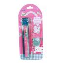 wholesale School Supplies: Hello Kitty Pen 28,5x11c 5teilig Map